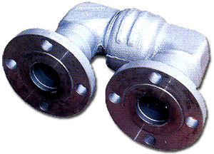 Flanged Swivel Joints.