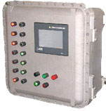 PLC Panels with Touchscreen Display